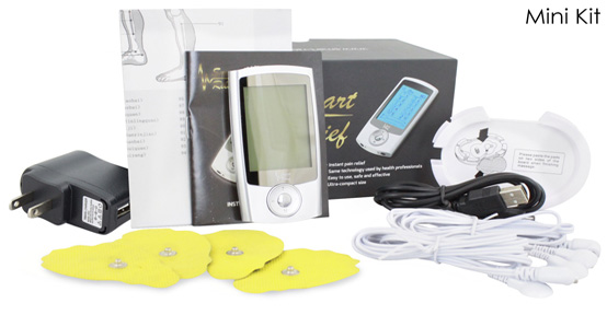 Smart Relief Electro-Therapy Massage