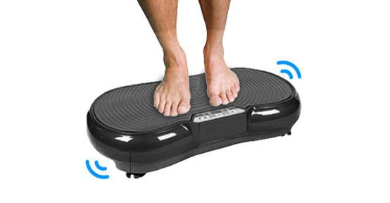 Fit Toner Vibration Machine