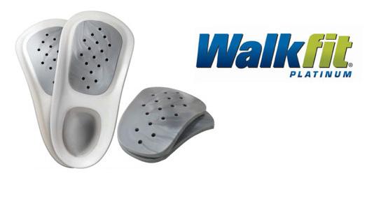 Walkfit Platinum